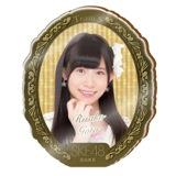 SKE48 2015年10月度個別グッズ「アクリルブローチ」 後藤理沙子