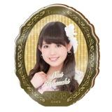 SKE48 2015年10月度個別グッズ「アクリルブローチ」 竹内舞