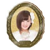 SKE48 2015年10月度個別グッズ「アクリルブローチ」 都築里佳