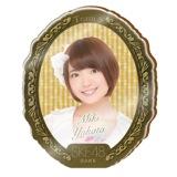 SKE48 2015年10月度個別グッズ「アクリルブローチ」 矢方美紀