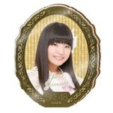 SKE48 2015年10月度個別グッズ「アクリルブローチ」 山田樹奈