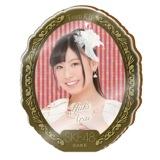 SKE48 2015年10月度個別グッズ「アクリルブローチ」 荒井優希
