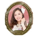 SKE48 2015年10月度個別グッズ「アクリルブローチ」 石田安奈