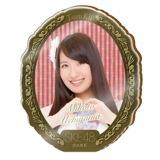 SKE48 2015年10月度個別グッズ「アクリルブローチ」 内山命