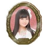 SKE48 2015年10月度個別グッズ「アクリルブローチ」 江籠裕奈