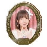 SKE48 2015年10月度個別グッズ「アクリルブローチ」 大場美奈