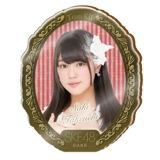 SKE48 2015年10月度個別グッズ「アクリルブローチ」 竹内彩姫
