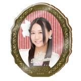 SKE48 2015年10月度個別グッズ「アクリルブローチ」 古畑奈和