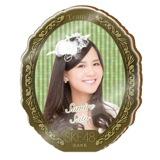SKE48 2015年10月度個別グッズ「アクリルブローチ」 佐藤すみれ