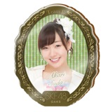 SKE48 2015年10月度個別グッズ「アクリルブローチ」 須田亜香里
