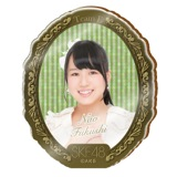 SKE48 2015年10月度個別グッズ「アクリルブローチ」 福士奈央