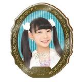 SKE48 2015年10月度個別グッズ「アクリルブローチ」 浅井裕華