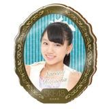 SKE48 2015年10月度個別グッズ「アクリルブローチ」 片岡成美