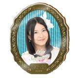 SKE48 2015年10月度個別グッズ「アクリルブローチ」 杉山愛佳