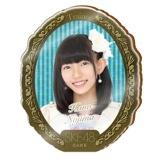 SKE48 2015年10月度個別グッズ「アクリルブローチ」 野島樺乃