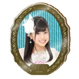 SKE48 2015年10月度個別グッズ「アクリルブローチ」 町音葉