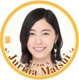 SKE48 2015年11月度個別グッズ「デカ缶バッジ」 松井珠理奈