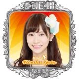 SKE48 2016年3月度個別グッズ「ピンバッジ」 後藤理沙子