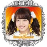 SKE48 2016年3月度個別グッズ「ピンバッジ」 二村春香