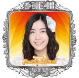 SKE48 2016年3月度個別グッズ「ピンバッジ」 松井珠理奈