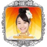 SKE48 2016年3月度個別グッズ「ピンバッジ」 松本慈子