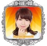 SKE48 2016年3月度個別グッズ「ピンバッジ」 山内鈴蘭