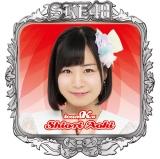 SKE48 2016年3月度個別グッズ「ピンバッジ」 青木詩織