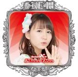 SKE48 2016年3月度個別グッズ「ピンバッジ」 大場美奈
