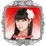 SKE48 2016年3月度個別グッズ「ピンバッジ」 竹内彩姫