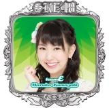 SKE48 2016年3月度個別グッズ「ピンバッジ」 熊崎晴香