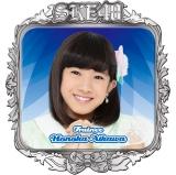 SKE48 2016年3月度個別グッズ「ピンバッジ」 相川暖花