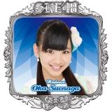 SKE48 2016年3月度個別グッズ「ピンバッジ」 末永桜花