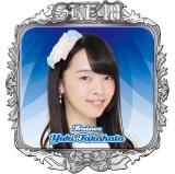 SKE48 2016年3月度個別グッズ「ピンバッジ」 髙畑結希