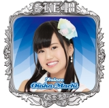 SKE48 2016年3月度個別グッズ「ピンバッジ」 町音葉