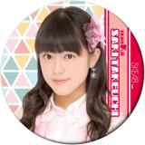 SKE48 2016年4月度個別グッズ「デカ缶バッジ」 竹内彩姫