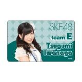 SKE48 2014年6月度個別グッズ「ICステッカー」 岩永亞美