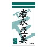 SKE48 2014年7月度個別グッズ「モバイルステッカー」 岩永亞美