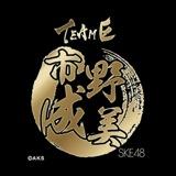 SKE48 2015年6月度個別グッズ「蒔絵シール」 市野成美