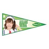 SKE48 2015年11月度個別グッズ「ペナント風ステッカー」 須田亜香里