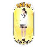 SKE48 2015年12月度個別グッズ「両面ステッカー」 東李苑