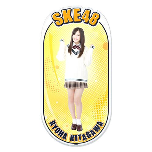 SKE48 2015年12月度個別グッズ「両面ステッカー」 北川綾巴