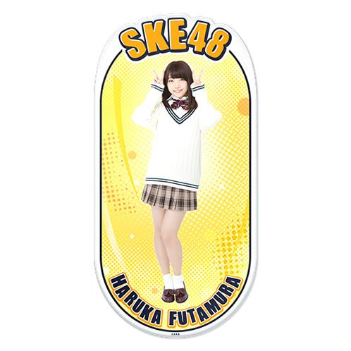 SKE48 2015年12月度個別グッズ「両面ステッカー」 二村春香