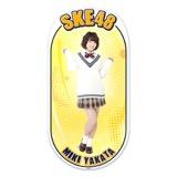 SKE48 2015年12月度個別グッズ「両面ステッカー」 矢方美紀