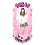 SKE48 2015年12月度個別グッズ「両面ステッカー」 高木由麻奈