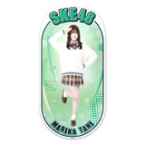 SKE48 2015年12月度個別グッズ「両面ステッカー」 谷真理佳