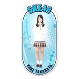SKE48 2015年12月度個別グッズ「両面ステッカー」 髙畑結希