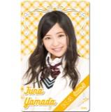 SKE48 2016年4月度個別グッズ「ICカードステッカー」 山田樹奈