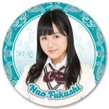 SKE48 2016年7月度個別グッズ「デカステッカー」 福士奈央