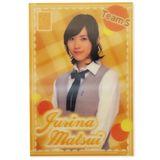 SKE48 2013年2月度個別グッズ「3Dポストカード」 松井珠理奈