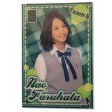 SKE48 2013年2月度個別グッズ「3Dポストカード」 古畑奈和